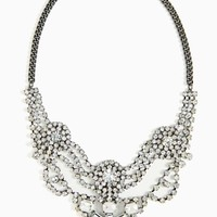 Opulence Crystal Necklace
