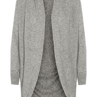 The Row - Caro draped cashmere and silk-blend cardigan