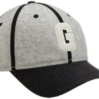 Blue Marlin Men's Homestead Grays Baseball Cap, Heather Gray, One Size