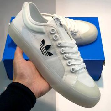 ADIDAS 2019 new mesh breathable men and women shoes