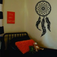 Dreamcatcher Version 2 Decal Sticker Wall Vinyl Native American