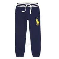 Polo Ralph Lauren Sweatpants Joggers Navy Blue