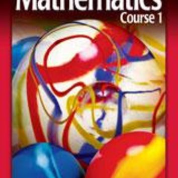 Holt McDougal Mathematics Course 1 © 2010 Know-It Notebook Teacher's Guide, Volume 1 (Transparencies)