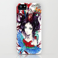 Exotic iPhone Case by Krista Rae | Society6