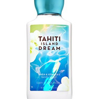 Bath & Body Works Shea & Vitamin E Lotion Tahiti Island Dream 8oz