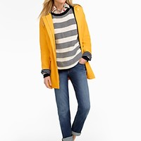 Talbots - Classic Rain Coat | | Misses Discover your new look at Talbots. Shop our Classic Rain Coat for stylish clothing and accessories with a modern twist at Talbots
