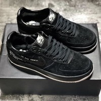THE OFF WHITE Nike Air Force 1 Low Sneaker AA8182 202