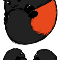 squishable.com: Squishable Banded Woolly Bear. An Adorable Fuzzy Plush to Snurfle and Squeeze!