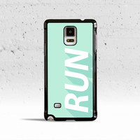 Run Free Case Cover for Samsung Galaxy S3 S4 S5 S6 Edge Active Mini or Note 1 2 3 4 5