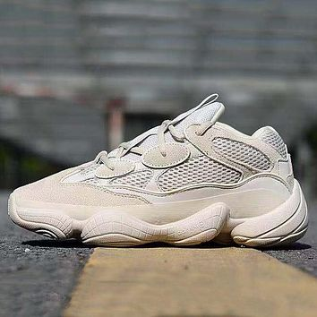 Trendsetter Adidas Yeezy 500 Retro Sneakers Sport Shoes