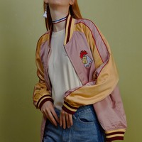 Chicken Bomber Jacket