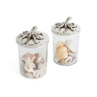 Octopus Jars (Set of 2)