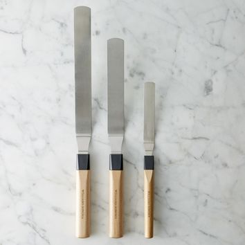 Williams Sonoma Offset Icing Spatulas
