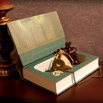 Hollow Book Safe (Harry Potter and The Half-Blood Prince)