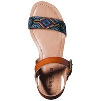 Women's Mossimo Supply Co. Lakitia Flip Flop - Blue Bead