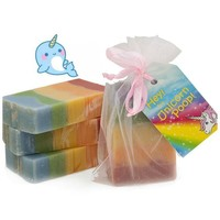 Unicorn Poop Bar Soap