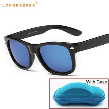 Sunglasses UV400 Children Cool 100%UV Protection Eyeglasses