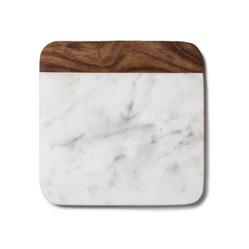 Square Marble Cheeseboard