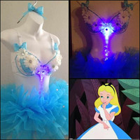 Alice  3 Piece Light Up Set by ElectricAveCreations on Etsy