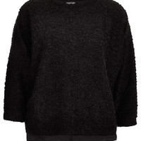 Fluffy Sweat - Nice 'N' Fluffy - New In - Topshop