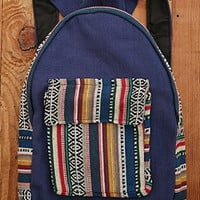 Windhorse Tribal Pattern Backpack