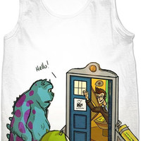 Dr Who/ Monsters Inc