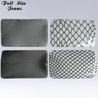 Plus Size 5Xl 6Xl Hollow Out Sexy Women Black Tights Stocking Female Mesh Pantyhose Slim Fishnet Stockings Club Party Hosiery