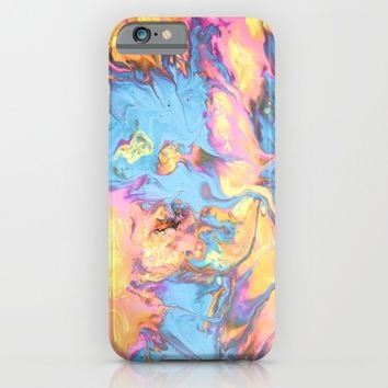 burning man iPhone & iPod Case by Blair__berger
