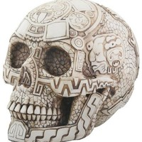 Day of the Dead Aztec Skull - T81770