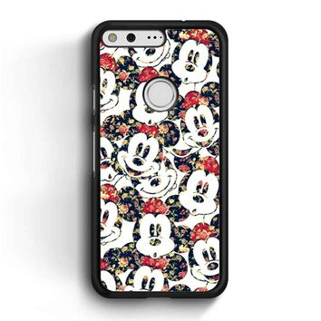Mickey Mouse Wallpaper Google Pixel Case