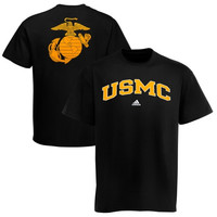 United States Marine Corps adidas Relentless T-Shirt – Black