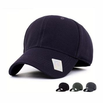 Trendy Winter Jacket VORON new Spandex Flexfit Fitted Baseball Cap bone Casual Full Closed Sport Snapback Caps Men Women Sunscreen Casquette Polo Hat AT_92_12