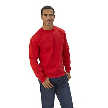 Adult Long Sleeve Crew Neck Modern Fit
