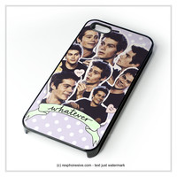 Dylan O'Brien Collage iPhone 4 4S 5 5S 5C 6 6 Plus , iPod 4 5 , Samsung Galaxy S3 S4 S5 Note 3 Note 4 , HTC One X M7 M8 Case