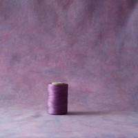 Hand dyed fabric - Cotton Sateen - Multi color Purples - short yard - Great for whole cloth hand quilting