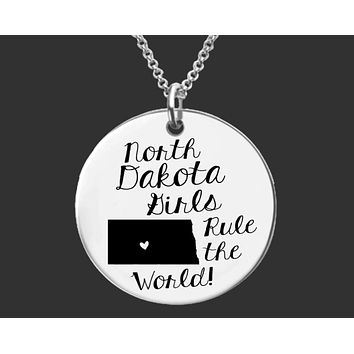 North Dakota Girls Jewelry | North Dakota State