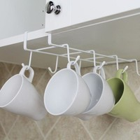 Coffee Mug Storage Rack