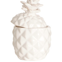 Candle in Ceramic Holder - from H&M