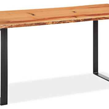Chilton 84w Table in Cherry