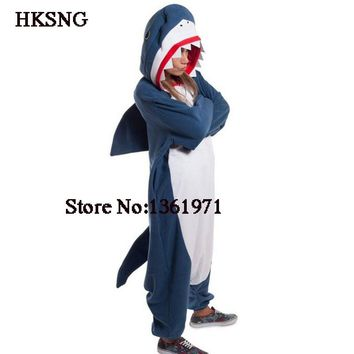 HKSNG Women Adult Winter Animal Sloth Zootopia Pajamas Kiguruma Shark Monokuma Bear Onesuits Cosplay Folivora Costumes Homewear