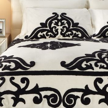 Remy Bedding - Black | Bedding | Bedding | Z Gallerie