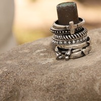 THE CASSIDY STACKABLE RINGS - Junk GYpSy co.