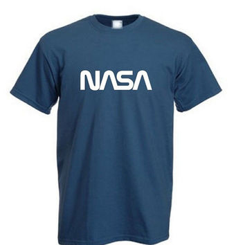A Brand New NASA T-Shirt Colors and Sizes tee Shirt