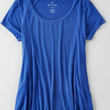 Aeo Women 39 S Soft Sexy Flowy T Shirt From American Eagle