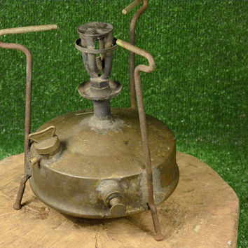 Very Rare Vintage Tourist Stove, Austrian Phoebus No.1 Trade Mark, Classic Camp Stoves, Collectible