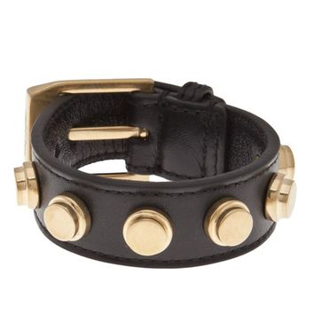 Saint Laurent 'Bracelet De Force' cuff