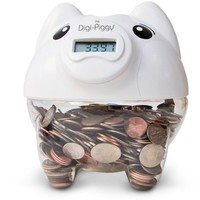 The Digi-Piggy Digital Coin Counting Bank