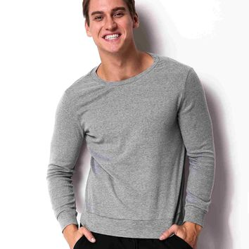 Autumn Winter Fashion Men Hoodies Pullovers Masculino Casual Knitted Male Pullover Tracksuit Mens Crewneck Sweatshirt Plus Size