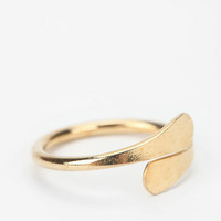 Urban Outfitters - Diament Jewelry For Urban Renewal Swirl Ring