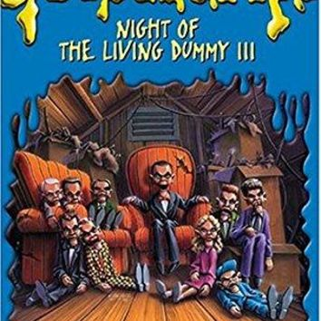 R.L. Stine & Kathryn Short - Goosebumps - Night of the Living Dummy III